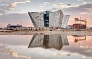 Belfast Titanic Exhibition