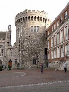 Dublin Castle Tower