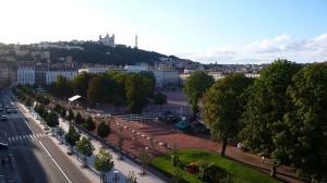 Lyon Place Bellecour