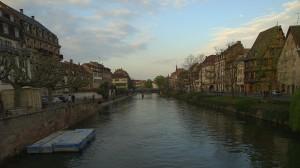 River lll Strasbourg